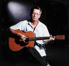 Martin Guitars: Eric Clapton Acoustic Models   Where's Eric
