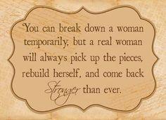 Woman rock!!!