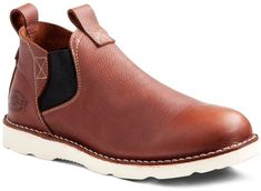 Imgs For > Mens Slip On Work Boots