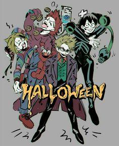 Boku no Hero Academia || Halloween