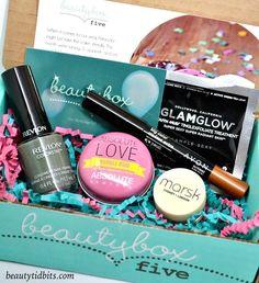 Beauty Box 5 February 2015