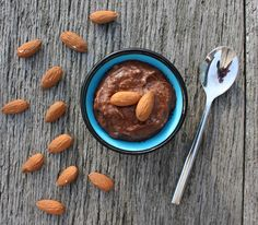 The healthiest chocolate mousse: vegan, gluten free, dairy free, sugar free   Deliciously Ella
