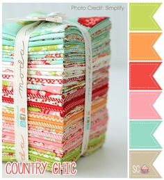 Country Chic Color Palette