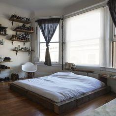 Simple, uncluttered, minimalist heaven