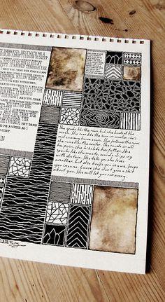 Rebecca Blair Artwork — Half Moon Run, Matt Corby, Textiles Sketchbook, Gcse Art Sketchbook, Sketchbooks, A Level Art Sketchbook Layout, Kunstjournal Inspiration, Sketchbook Inspiration, Sketchbook Ideas, Half Moon Run, Matt Corby