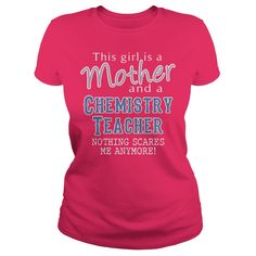 Awesome Tee For Chemistry Teacher T-Shirts, Hoodies. ADD TO CART ==► https://www.sunfrog.com/LifeStyle/Awesome-Tee-For-Chemistry-Teacher-102195876-Hot-Pink-Ladies.html?id=41382