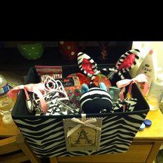 GG's basket!