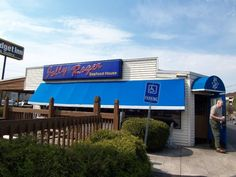 Jolly Roger Seafood House In Port Clinton Ohio Restaurants Etc 2018 Lake Erie