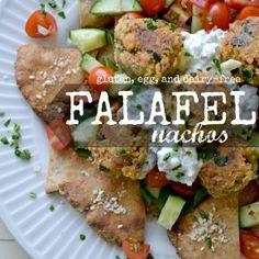 Falafel Nachos