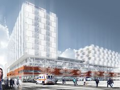 2013 AIA National Healthcare Design Awards: Focal Point Community Campus, Chicago | HDR Architecture | Nephew LA