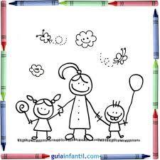 Resultado de imagen para derechos del niño para colorear