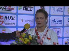 Złoto Arlety Podolak  #judo  #fightingfilms
