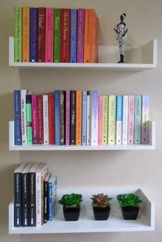 Like these shelves