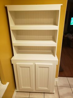 Kitchen Hutch, Weekend Projects, Bookcase, Shelves, Entertaining, Furniture, Home Decor, Kitchen Armoire, Shelving