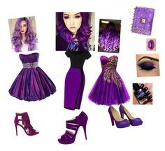 """""""purple"""" by auderyjenkins ❤ liked on Polyvore"""