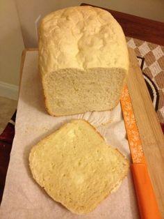 Bread Machine French Style Bread   Recipe in 2019   Bread ...