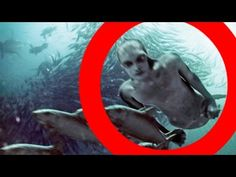 Real MERMAIDS (and MERMAN) caught on camera!? (MERMAID evidence / footage / sightings!) - YouTube