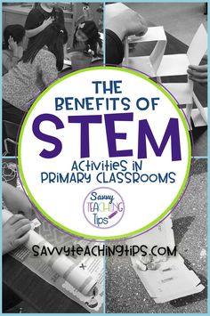 Have you tried STEM lessons yet?  Here are some great reasons to teach this way, and links to some great resources.