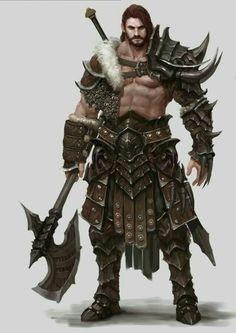 Barbare Norne