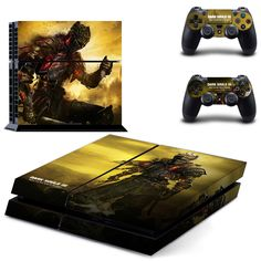 Dark Souls III PS4 Skin Sticker Decal Vinyl For Sony PS4 PlayStation 4 Console and 2 Controller Stickers #Affiliate