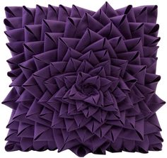 Purple Decorative Pillows