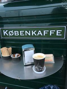 Street coffee on my Way to work in Copenhagen #østerport #station #copenhagen