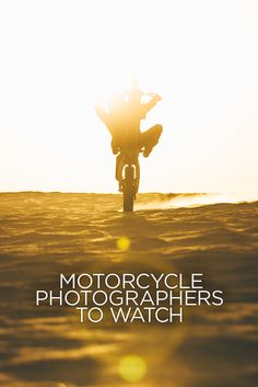 We all love looking at great bike shots. So we got three of the best motorcycle photographers to reveal all: how they got started, what gear they use, and the secrets of taking great shots. In association with @saintcc #ridefastridefree