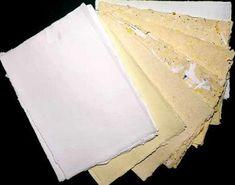 Making Handmade Paper