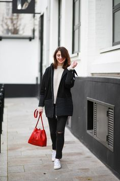The Brunette - Look d'hiver