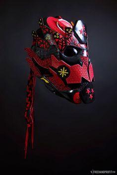 ¡Máscaras hechas con zapatillas! - El Gancho