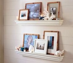 Ideas for DIY Floating shelves