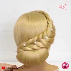 No need to worry for elegant hairstyles, we& got you covered! By: No need to worry for elegant hairstyles, weve got you covered! Easy Hairstyles For Long Hair, Braids For Long Hair, Elegant Hairstyles, Up Hairstyles, Braided Hairstyles, Female Hairstyles, Hairstyle Men, Style Hairstyle, Hair Up Styles