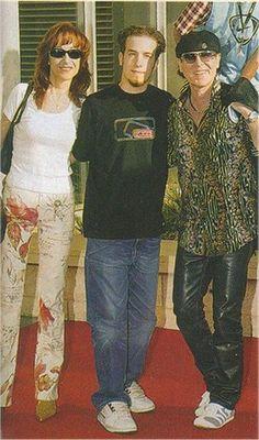 Klaus, Gabi und Christian Meine.
