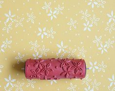 Patterned Paint Roller No.9 from Paint & by patternpaintrollers