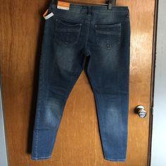 New mossimo skinny jeans sz 13 New mossimo skinny jeans sz 13 Mossimo Supply Co Jeans Skinny