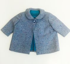 The Mini Mindy Collection is here! You can bid on this adorable gray coat, designed & donated by Salvador Perez. Proceeds from the auction benefit Baby2Baby!