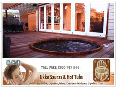Ukko Saunas & Tubs has emerged as one of the leading manufacturers and suppliers of #outdoorspas and #hottubs for residential uses. Our sauna and #bathtubs are designed as per the lifestyle and choice of modern Australian companies.