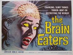 vintage horror movie posters   Nearly missed my monthly post on horror movie posters! Sheeesh, can ...