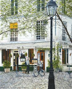 Artwork >> Marie-Claire Houmeau >> la blinissery