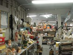 Texas Art Asylum...part craft store, part thrift store, part salvage yard, and part antique store...a crafter's heaven :)