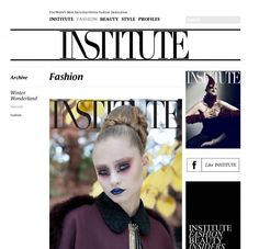 Institute Online Fashion Magazines Online Fashion Magazines, Beauty Inside, Fashion Beauty, Style, Swag, Stylus, Outfits
