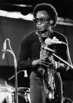 Miles Davis - When Miles passed on, I think he took  98% of the world's cool with him.