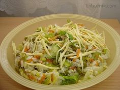 Rizoto se zeleninou od Ireny Cabbage, Vegetables, Food, Essen, Cabbages, Vegetable Recipes, Meals, Yemek, Brussels Sprouts