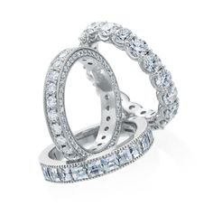 Thousands of wedding bands at special event pricing! One weekend only! Featuring pieces from Bez Ambar