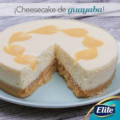¡Disfruta de un delicioso cheesecake de guayaba sin horno!