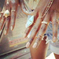 15 créatrices de bijoux à suivre sur Instagram: Jacquie Aiche http://www.vogue.fr/joaillerie/a-voir/diaporama/15-creatrices-de-bijoux-a-suivre-sur-instagram-aurelie-bidermann-noor-fares-delfina-delettrez-gaia-repossi-pamela-love/14797/image/810722#!15-creatrices-de-bijoux-a-suivre-sur-instagram