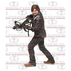 Not Just Toyz - PRE-ORDER: The Walking Dead Daryl Dixon 10-Inch Deluxe Action Figure, $32.99 (http://www.notjusttoyz.com/pre-order-the-walking-dead-daryl-dixon-10-inch-deluxe-action-figure/)
