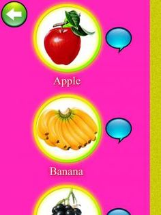 FREE for limited time: Learn Fruits and Vegetables for Kids [iPad, iPhone]. Top 100 Free Apps for Kids: http://www.appysmarts.com/free_apps.php