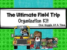 This kit is packed with everything you will need to keep yourself relaxed and organized during your class field trip! Included are:directions on how to make chaperone field trip survival kitssurvival kit tagsstudent nametagsfield trip remindersgroup sorting sheetchaperone notesfield trip lunch record pagefield trip information checklist This is a companion kit to 'We're Going On a Field Trip (A Social Story About Appropriate Behaviors During Field Trips)'
