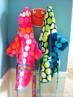 While They Snooze: Summer Beach Robes